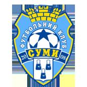 Футбольный клуб ПФК Суми (Україна)