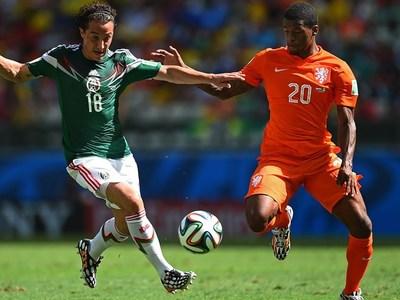 збірна мексики не втримує перемоги в руках