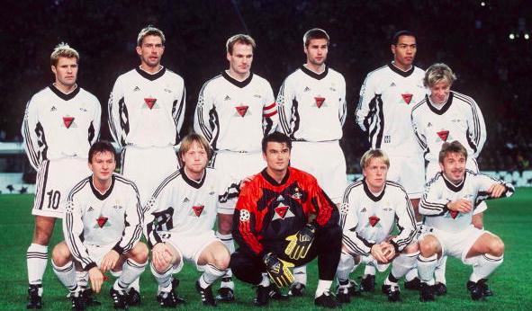 """""""Русенборг"""" накануне старта в Лиге Чемпионов сезона-1999/2000"""