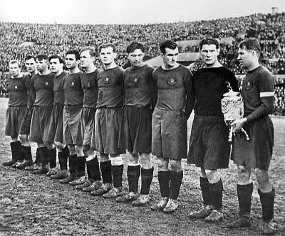 """ЦДКА. 1948-ый год. Знаменитая """"Команда Лейтенантов"""""""