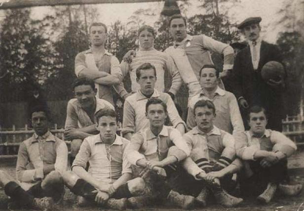 Футбольна команда ОЛЛС. 1912-й рік