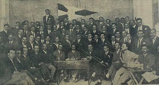 """Засновники """"Олімпіакосу"""""""