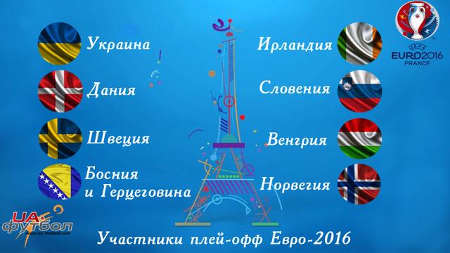 Отбор Евро-2016. Сегодня состоится жеребьевка плей-офф - изображение 1