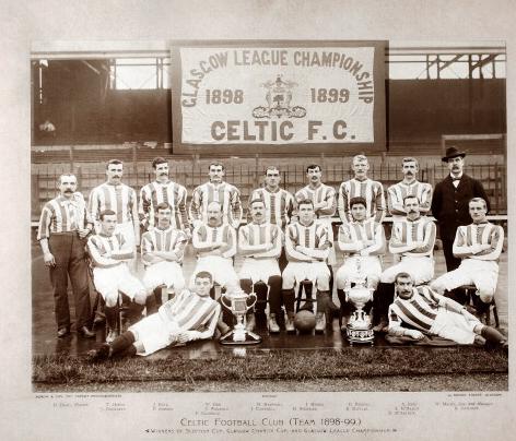 Селтик - один из старейших клубов Европы
