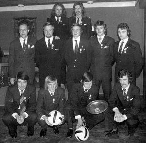 """""""Мольде"""" - победитель второго норвежского дивизона. 1973-й год"""