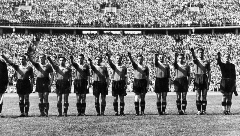 Рапід - чемпіон Німеччини 1941-го року