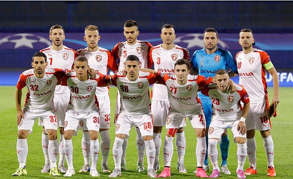 Скендербеу - участник квалификации Лиги Чемпионов сезона-2015/2016
