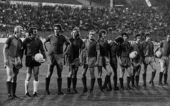"""Грозный """"Базель"""" 1970-х"""