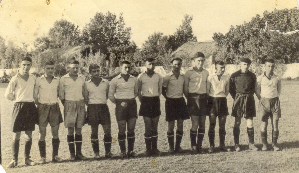 Карабах. Состав 1953-го года