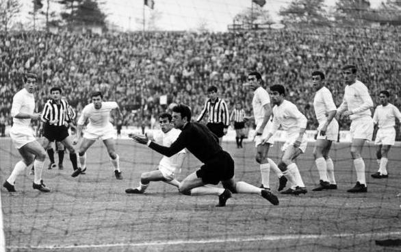 Фінал КЕЧ-1966 Реал - Партизан