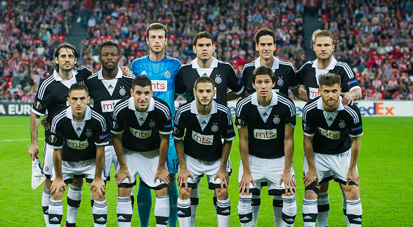 Партизан в сезоне-2015/2016