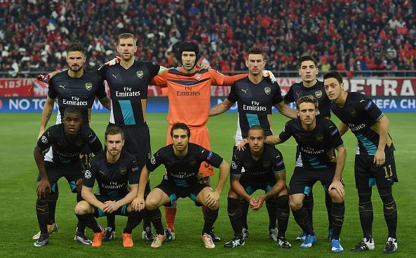 """""""Арсенал"""" - сезон-2015/2016"""