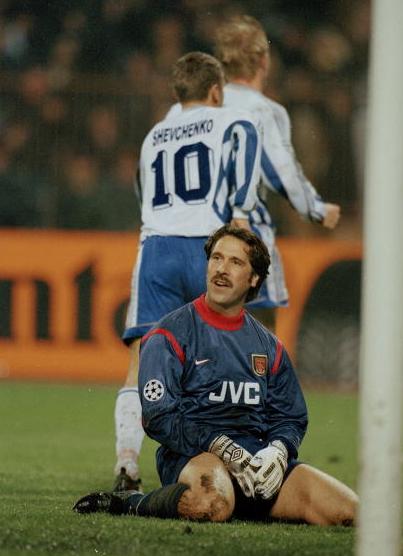 Динамо Киев - Арсенал 3:1. Ноябрь 1998-го