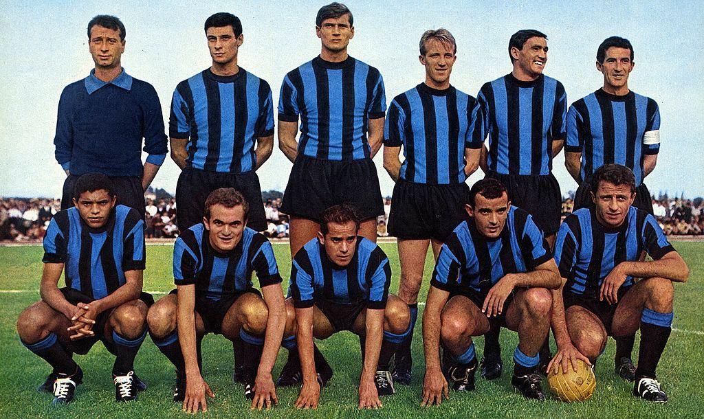 ИсториЯ футбольного клуба интер италиЯ в