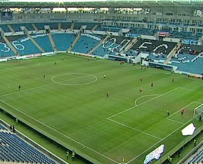 Черноморец - Волынь 0:0. Логичный финал